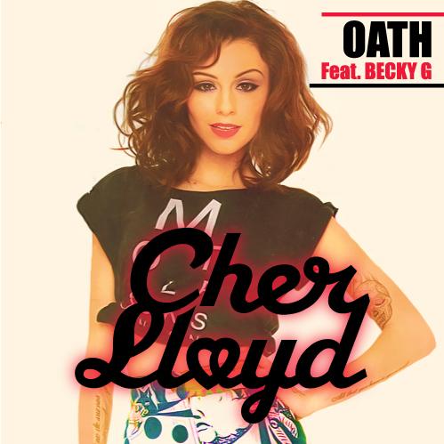 Oath by Cher Lloyd Single Cover by Kerli406 on DeviantArt