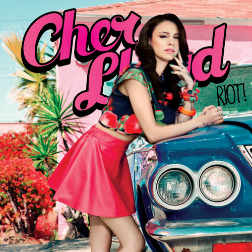 Riot! by Cher Lloyd [Single Cover] by Kerli406 on DeviantArt