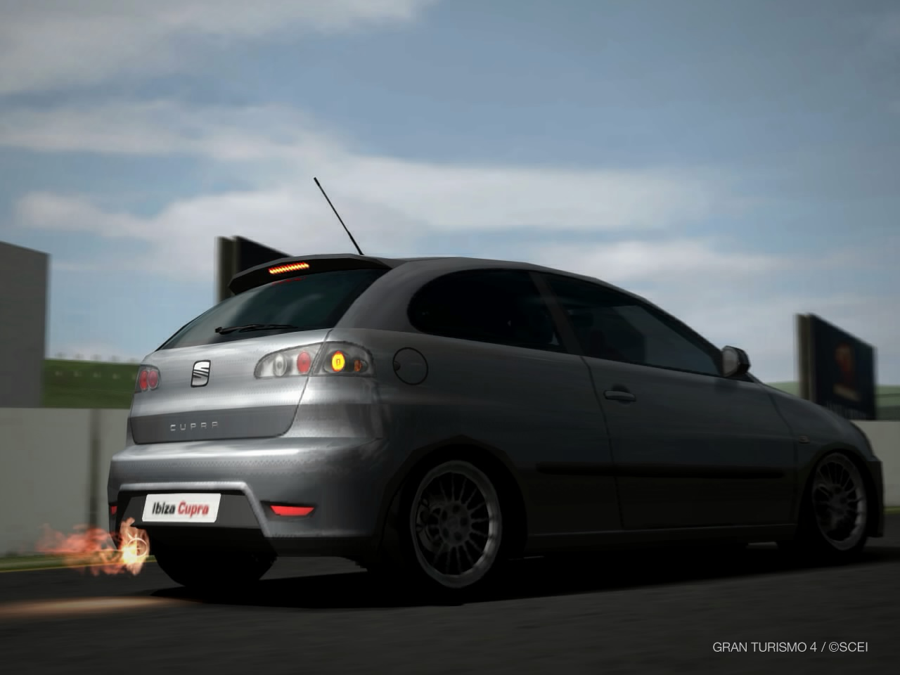 seat ibiza cupra r gt4 by panzermarduk on deviantart. Black Bedroom Furniture Sets. Home Design Ideas