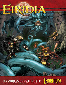 Eiridia Cover