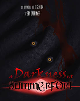 Cover for A Darkness at Summerfort