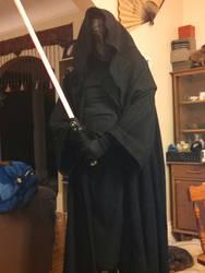 Darth Scin Costume - Phase One WIP
