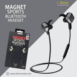 Magnet Sports Bluetooth Headset Ishine By Ishinetrades On Deviantart