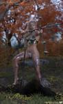 0 - Valkya - Elven Bounty Hunter by Angelblade69