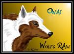 Onai Wolfs Rain