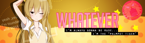 Whatever by Pancrasia