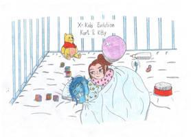 X-Kids Evolution Kurtty by Fuzzyelf