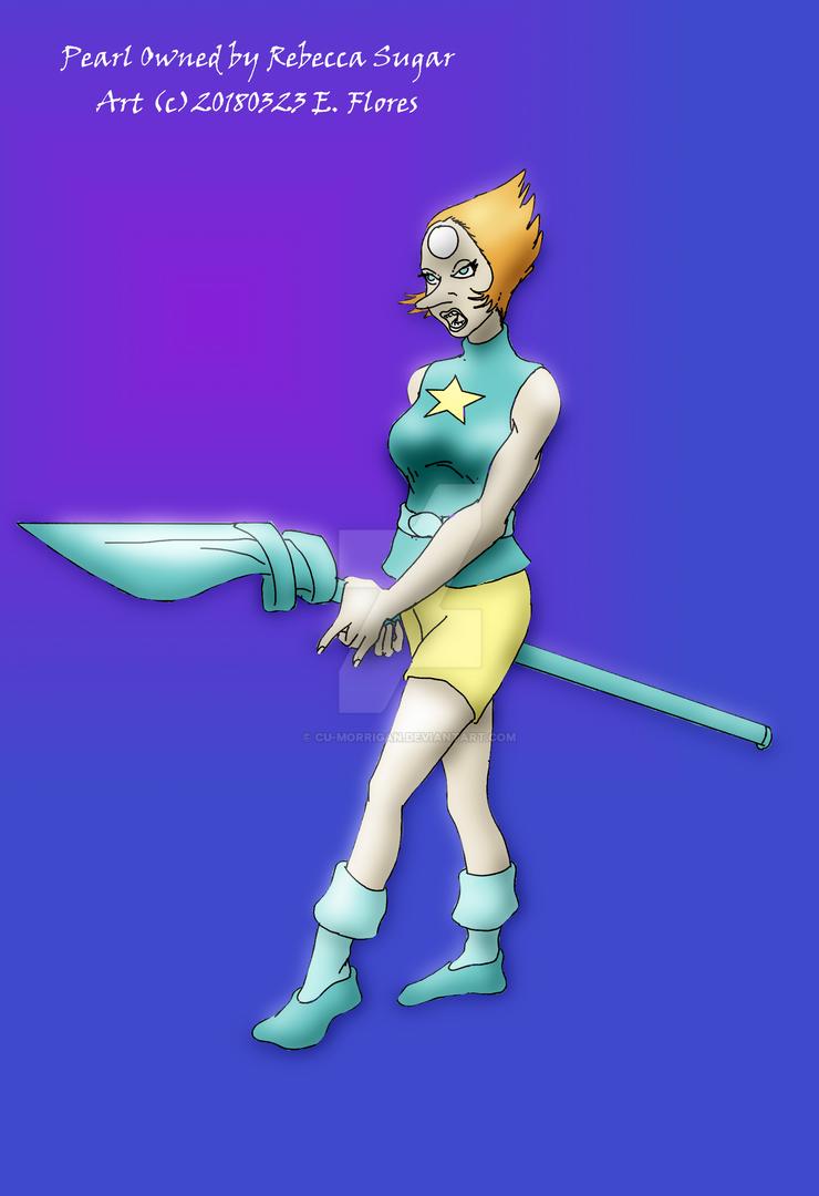 Pearl by cu-morrigan