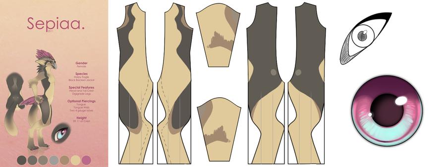 how to make digitigrade fursuit legs