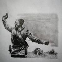Focusing on a soviet captain by mattright