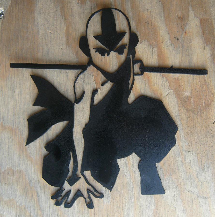 aang 2 by metal-otaku