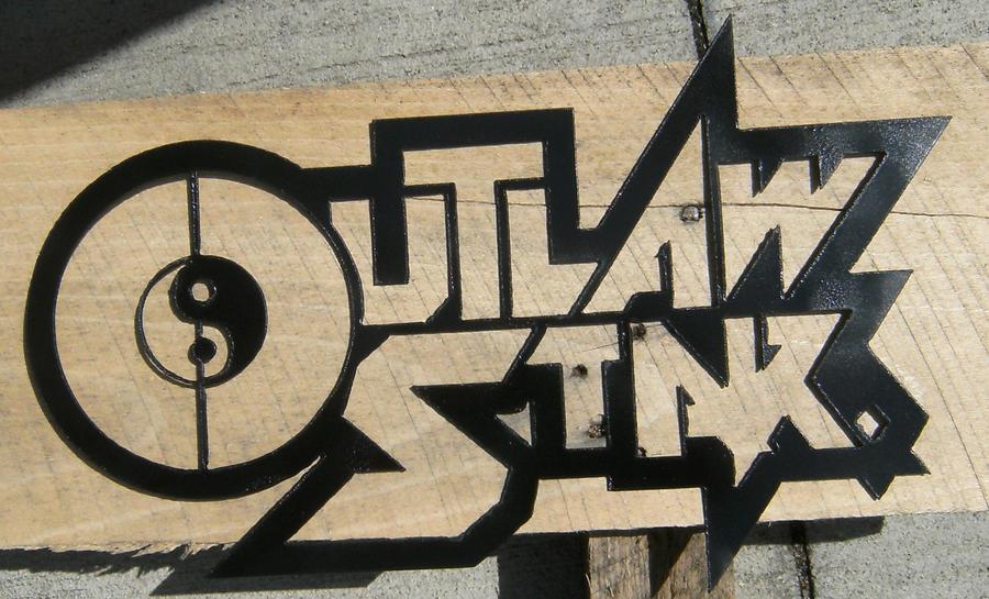 outlaw star logo by metal-otaku