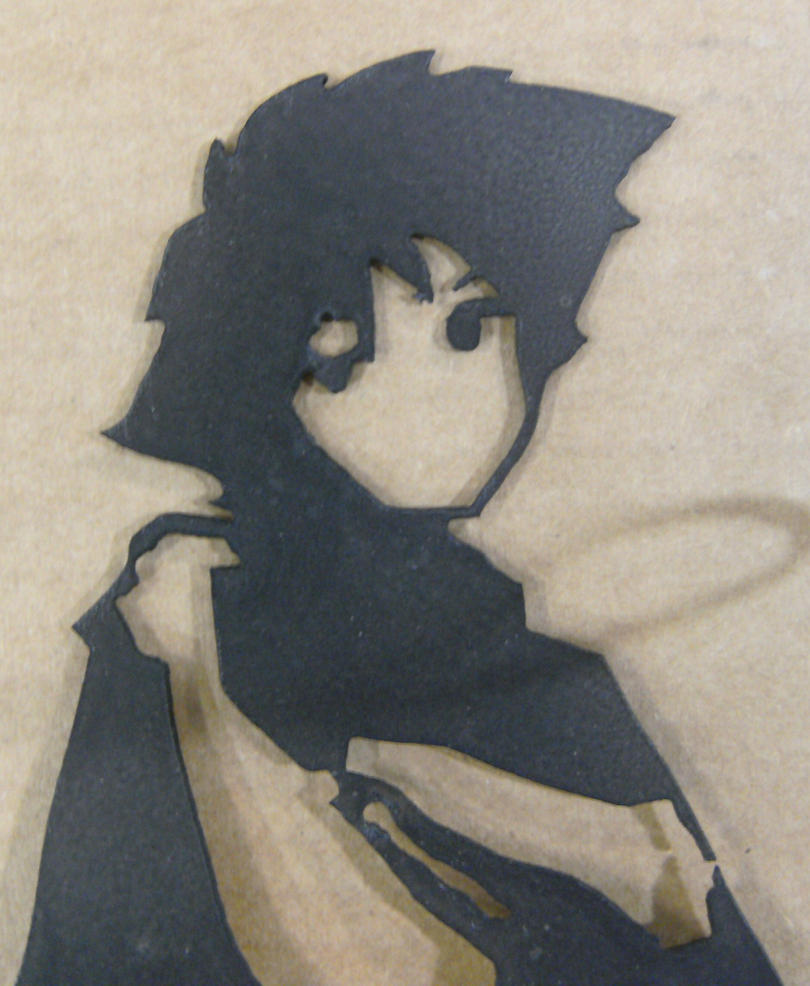 ed detail shot by metal-otaku