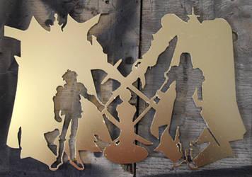 escaflowne group by metal-otaku