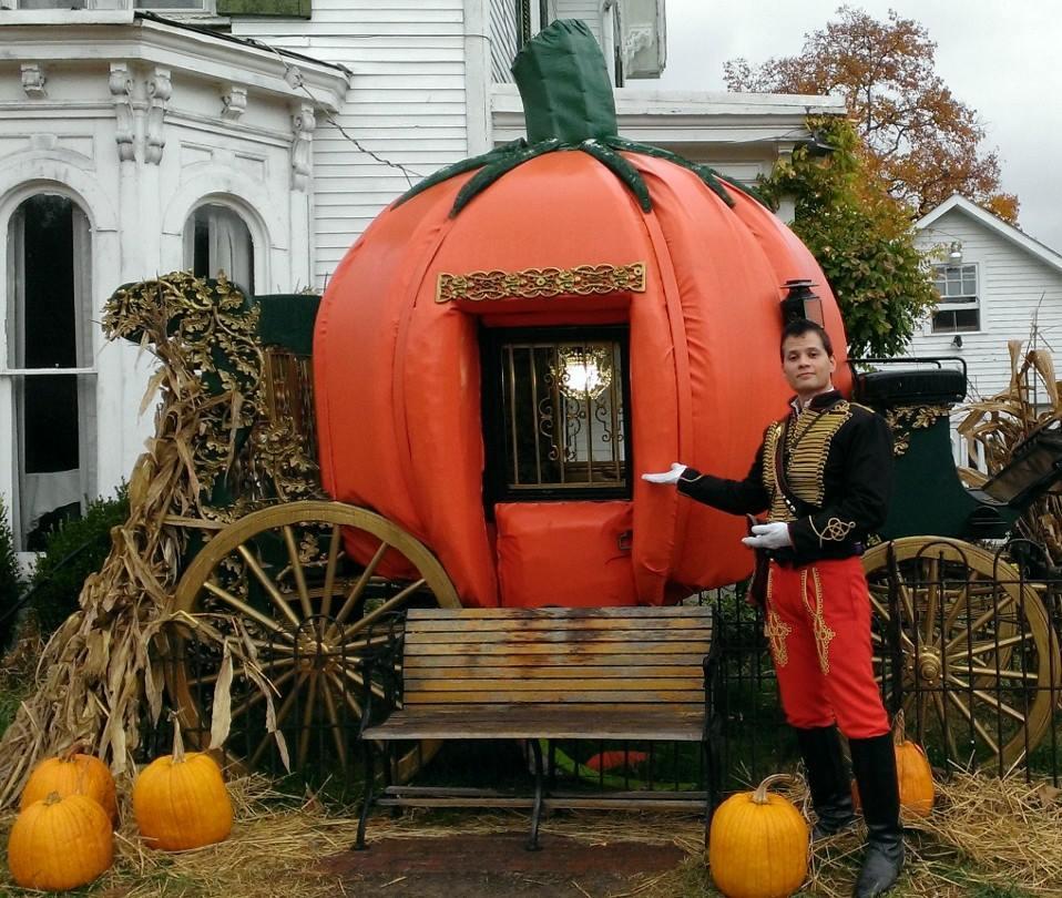 the prince and the pumpkin by metal-otaku