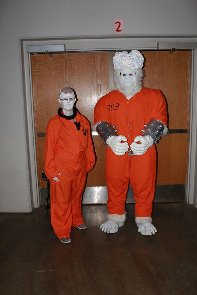 prison line up photo by metal-otaku