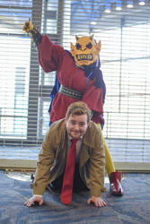 etrigan and john are having to much fun