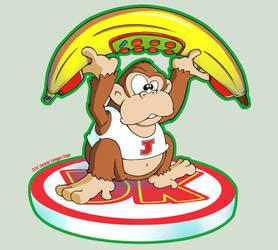 Donkey Kong Jr - Telephone