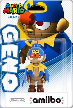SMRPG Geno Amiibo Box Art Mockup