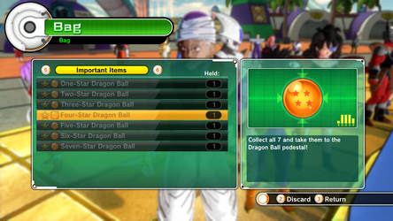 DB Xenoverse - THE DREAM IS REAL!!