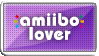 Amiibo Lover Stamp by DarkSSJShinji