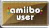 Amiibo User Stamp by DarkSSJShinji