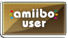 Amiibo User Stamp by DarkSSJShinji