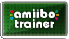 Amiibo Trainer Stamp by DarkSSJShinji