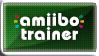 Amiibo Trainer Stamp by DarkSSJShinji