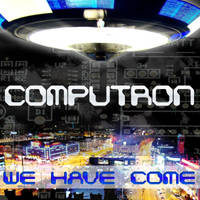 Computron Album Cover by AngelaRaves