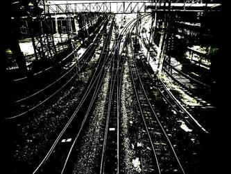 railway of nowhere by mazaispuukainais