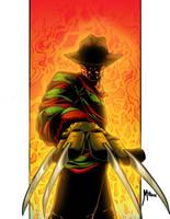 Freddy by MJValle