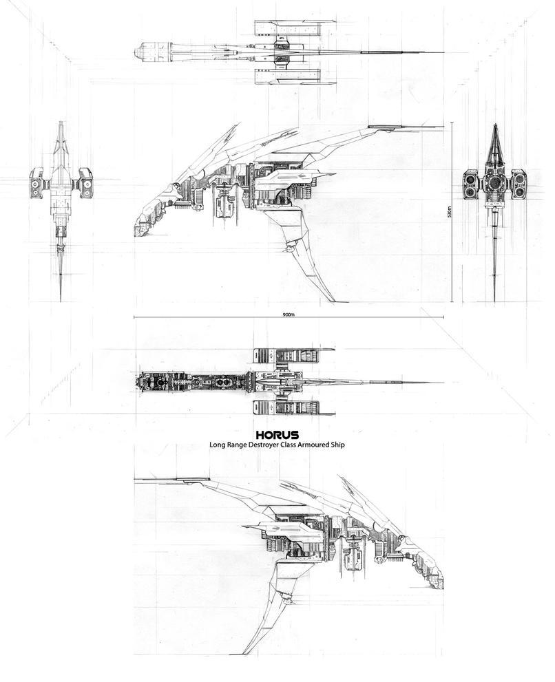 Horus - EVE online contest by Terraldo