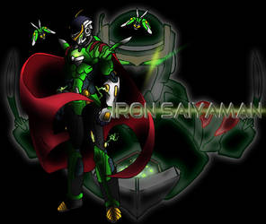 Iron Saiyaman Promo