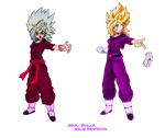 Bra Bulla ssj2 revisited by Mukis