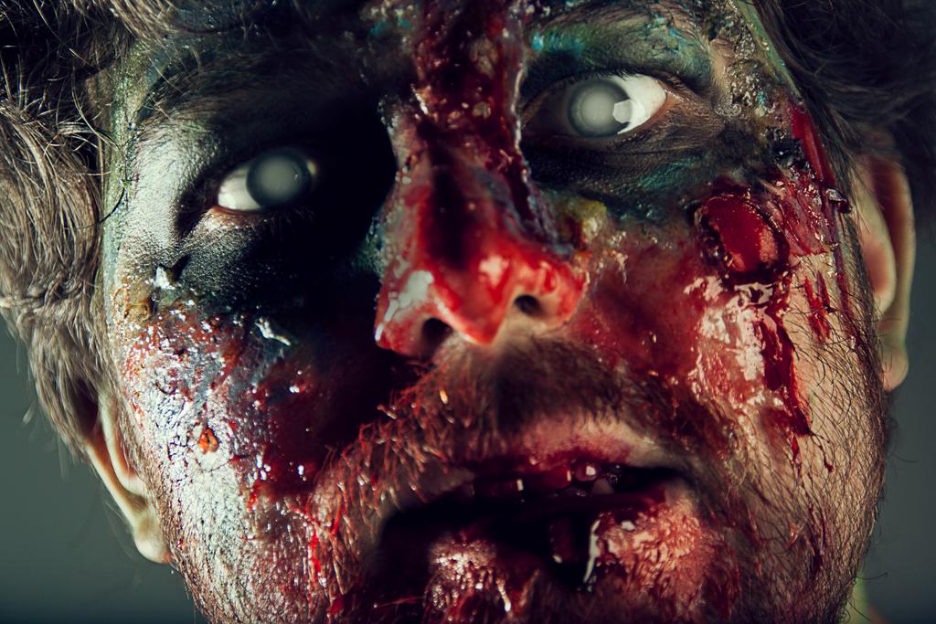Zombie by DrunkenFangschrecke