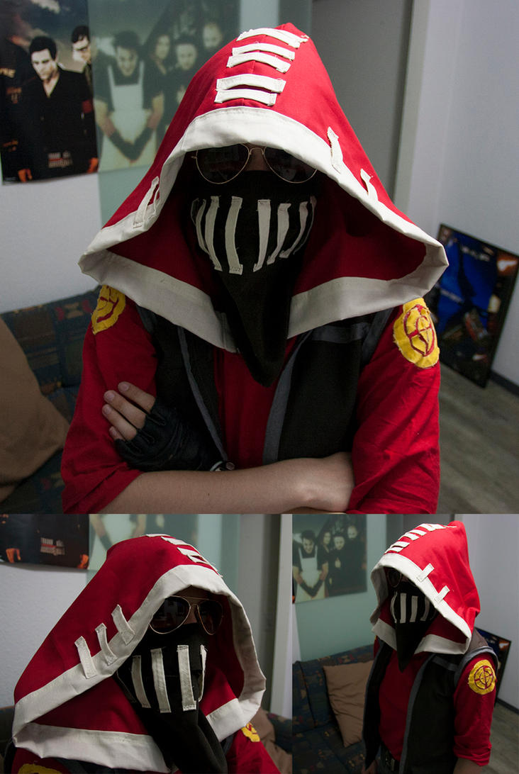 TF2 Cosplay ~The Anger~ by DrunkenFangschrecke