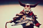 Bloodmoon Thresh :: Cosplay