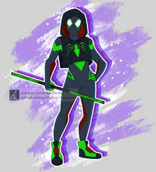 NeonSpider