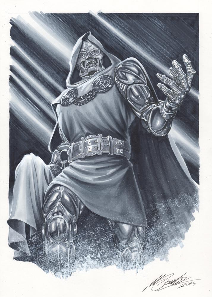 Doctor Doom by mrno74