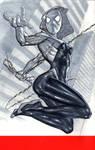 Spider-Gwen blank cover