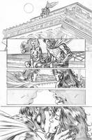 Superman/Wonder Woman annual#2 - Page 2 by mrno74