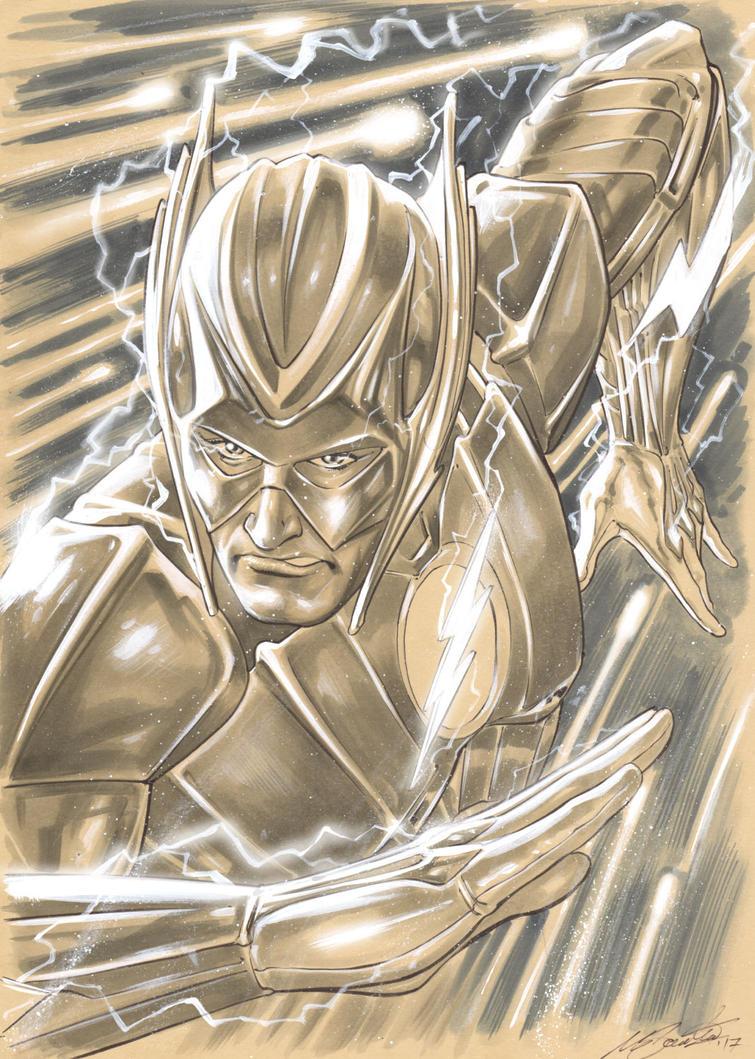 Flash (Injustice) by mrno74