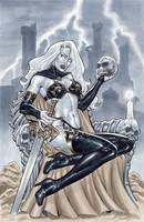 Lady Death by mrno74