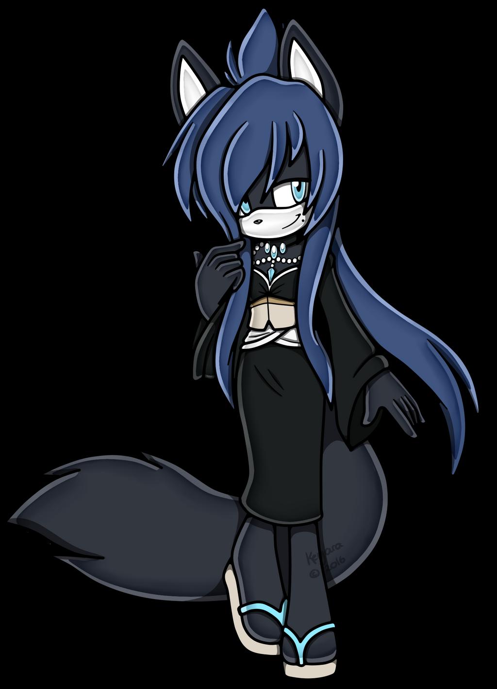 Kitsune SA by KeyaraHedgehog09