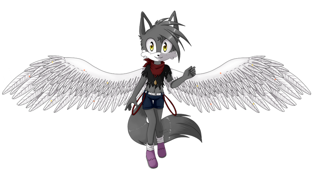PC AngelFeather13 by KeyaraHedgehog09