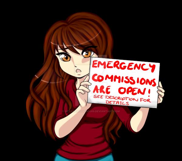 Commissions Open by KeyaraHedgehog09