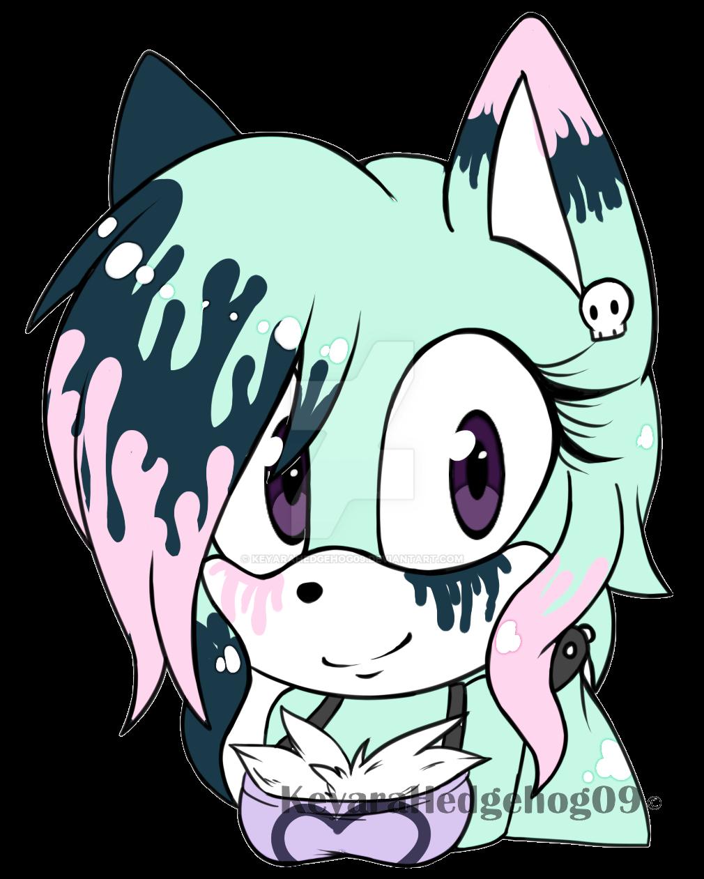 PC paige-the-unicorn by KeyaraHedgehog09