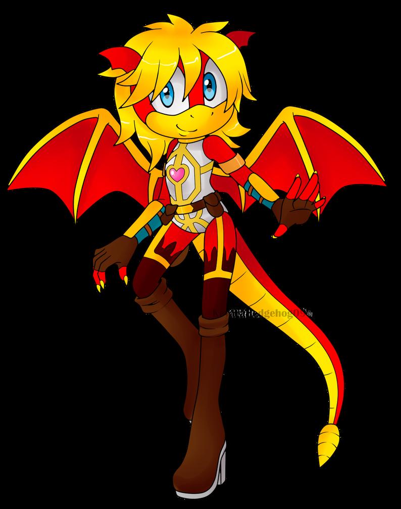 C dragoheart96 by KeyaraHedgehog09