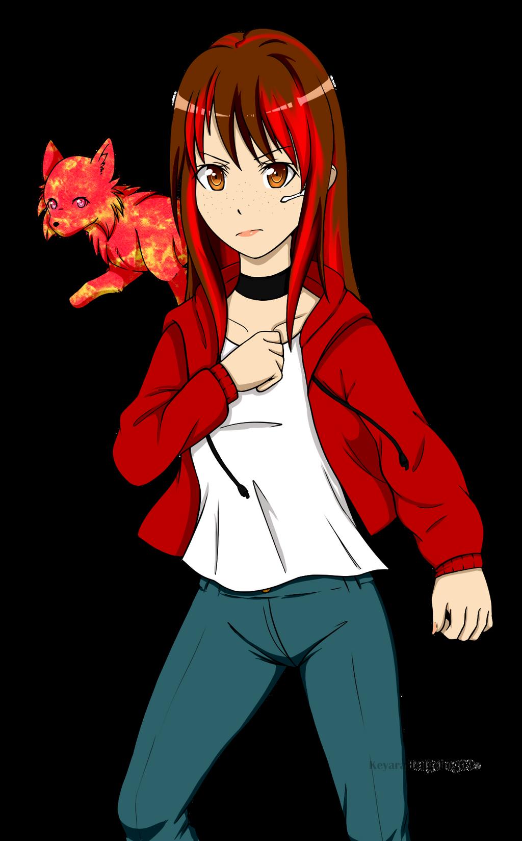 Style challenge - SAO  by KeyaraHedgehog09